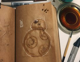 BB8 Coffee Mate!