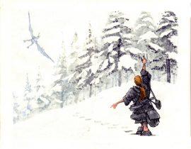 Snow encounter