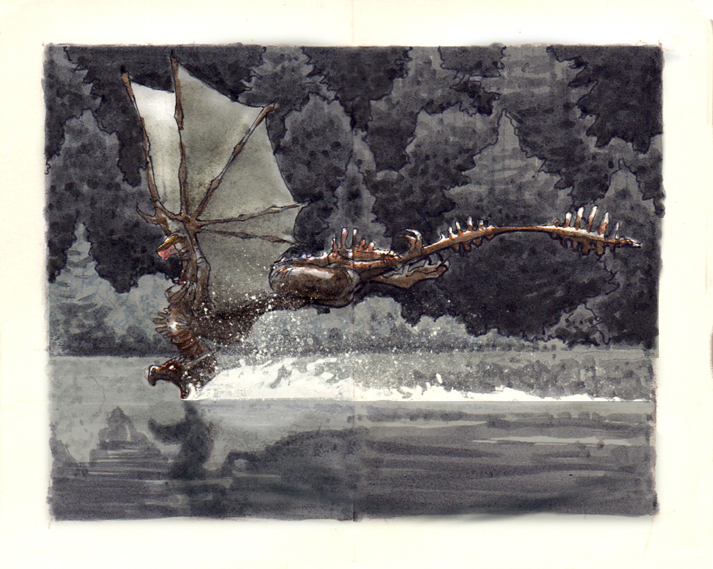 Flying and Fishing