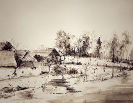 Rural setting – North Serbia