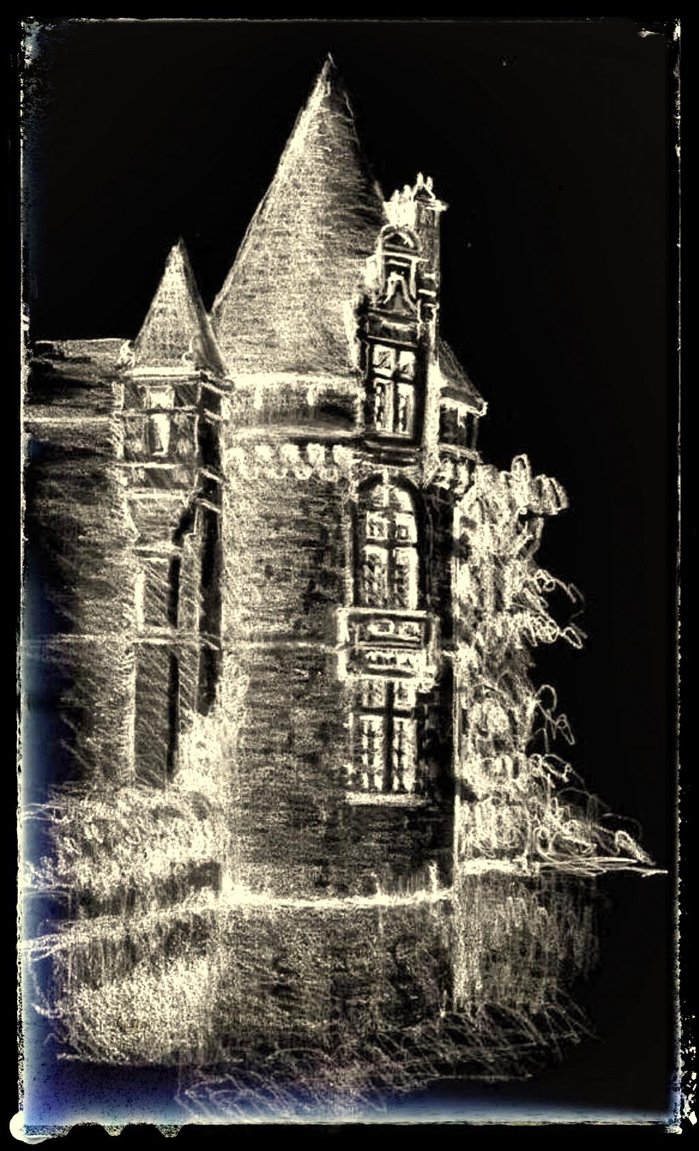 Luxemburg castle
