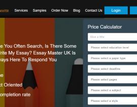 Essay master UK