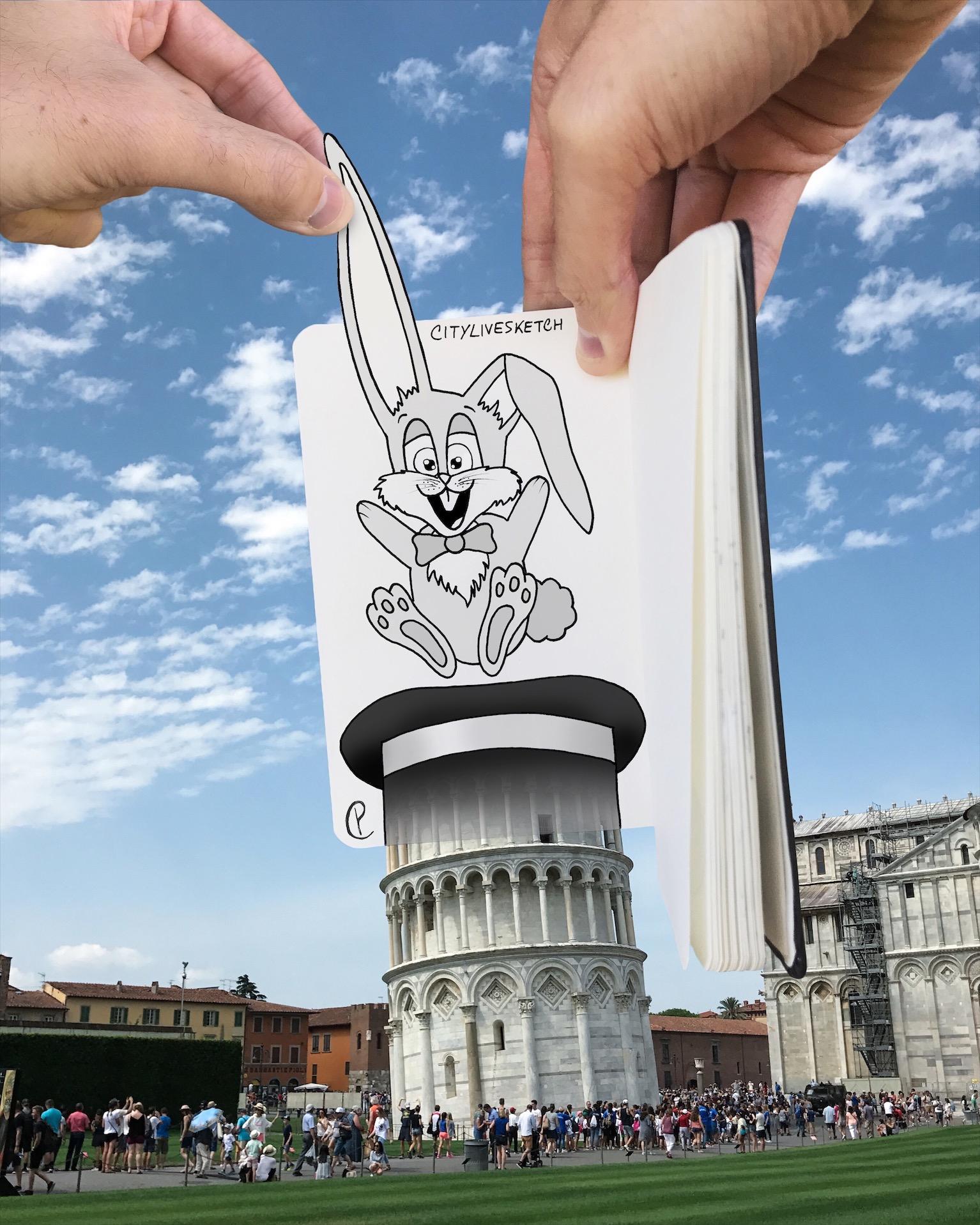 Magic Tower of Pisa