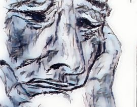 mediative man