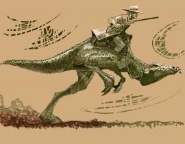 Jones on Dino
