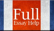 Full Essay Help
