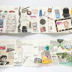 My 5-meter-Travel journals