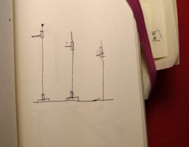 """sketches for """"Conditioned Actions"""" SL installation"""