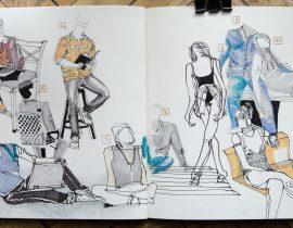 Silhuettes I