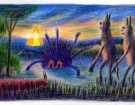 Evening Walkers