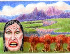 Prehistoric Hairy Sarah