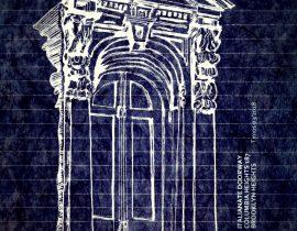 Italianate doorway, Brooklyn (draft)