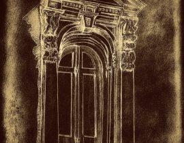 Italianate door
