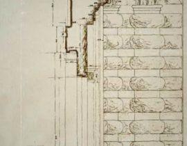 Neapolitan architecture detail
