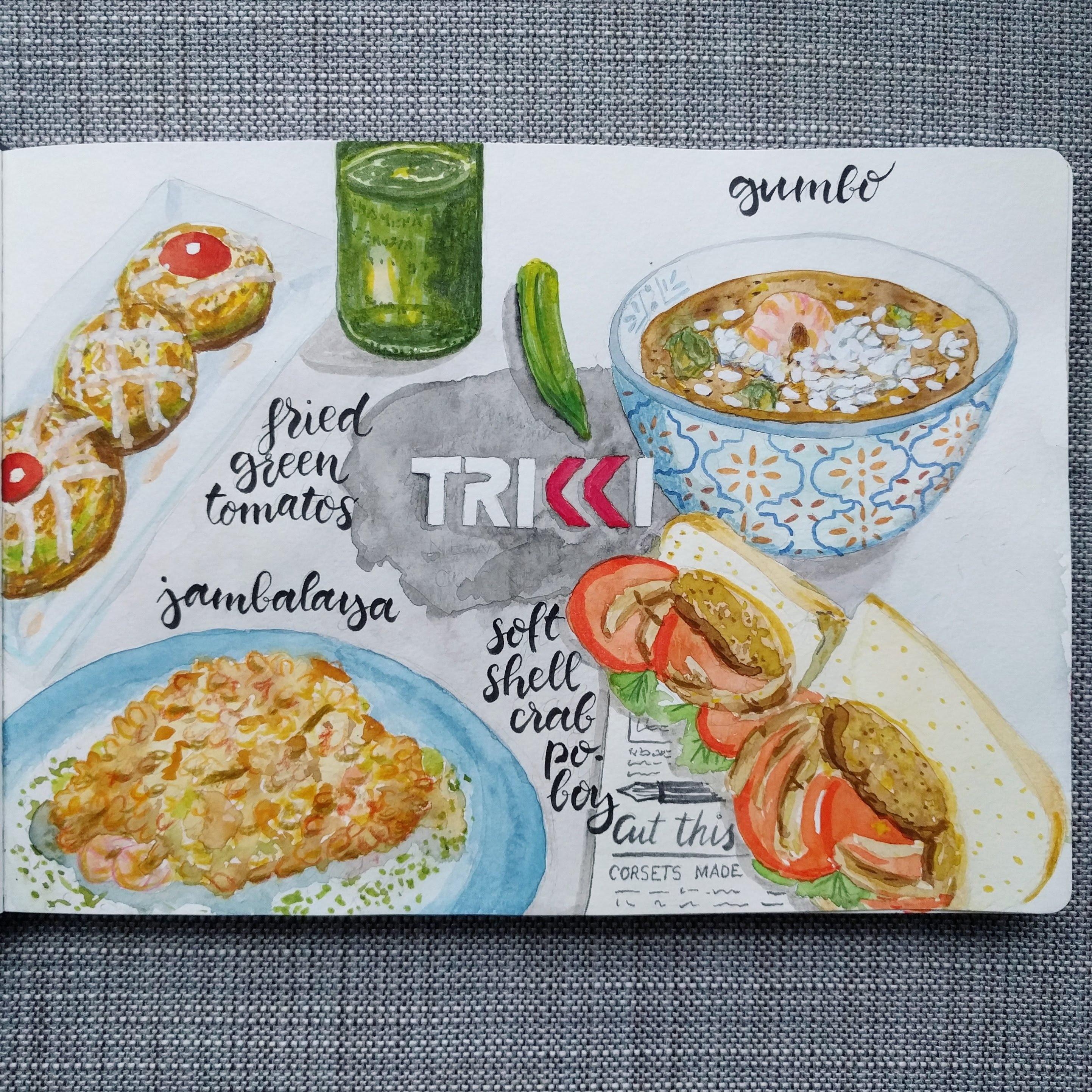 Trikki New Orleans Cuisine
