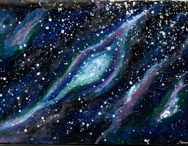 Just Imaginary Galaxy