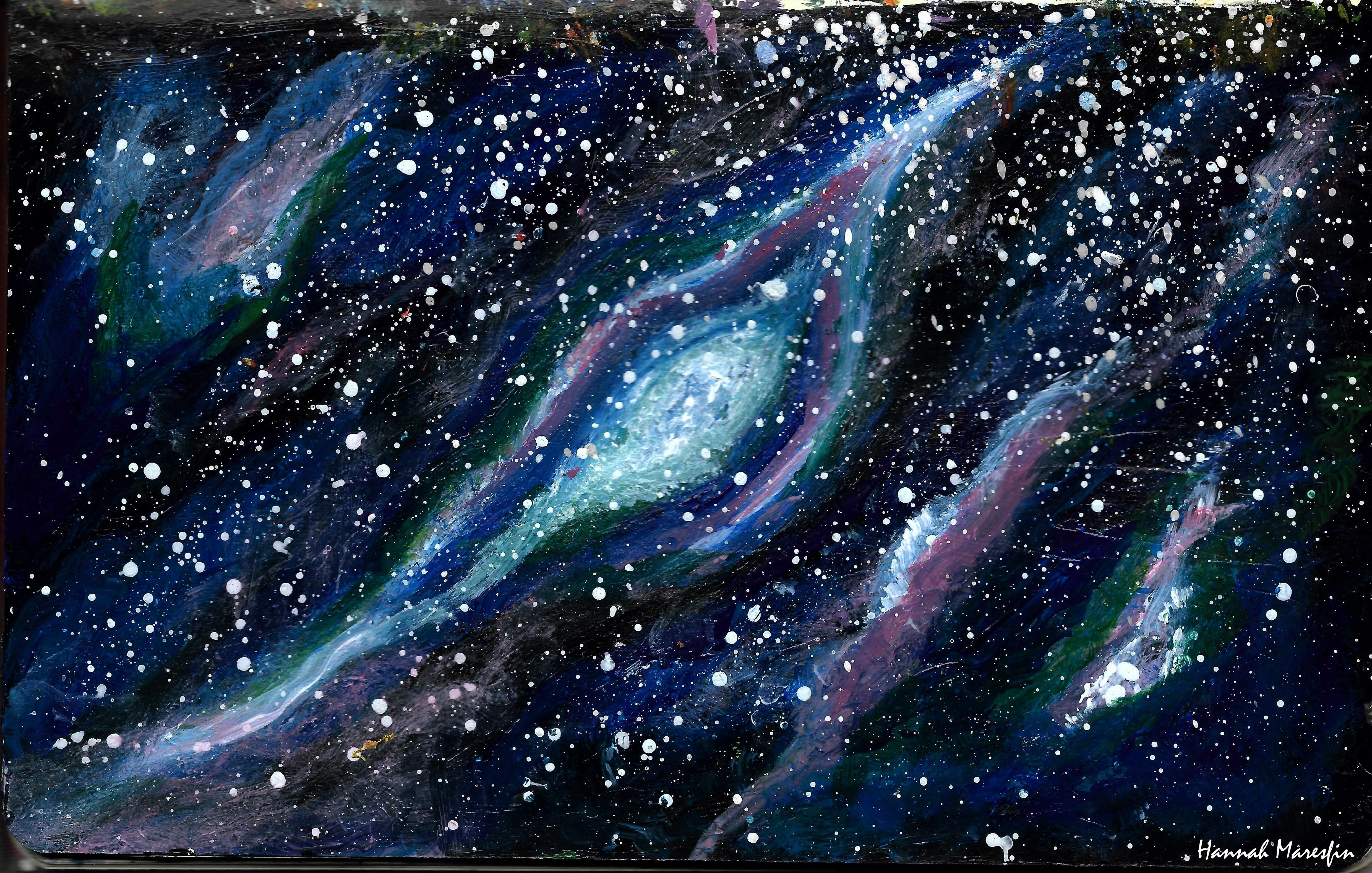 Just Imaginary Galaxy