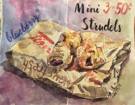 Mini Strudels