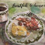 Breakfast @ home