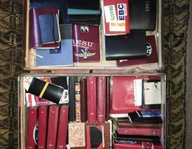 Journals and Diaries in a Suitcase