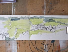 Egglestone Abbey, County Durham