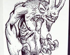 My Daily Demon #13