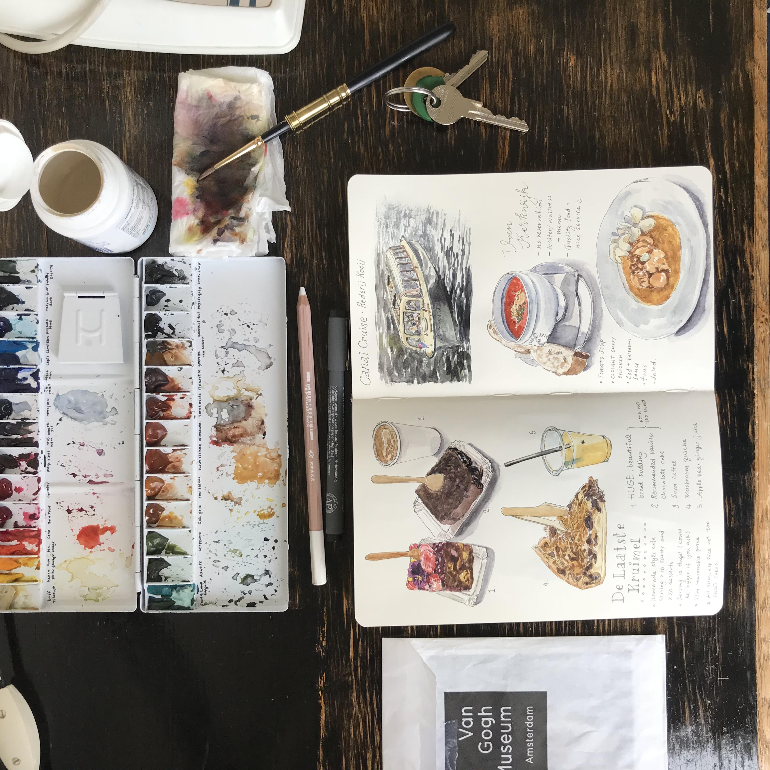 Netherlands travel journal
