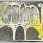 Gaudí drawing 2