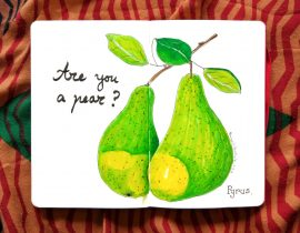 Are you a pear