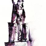 Dancing Lady Statue 20180608