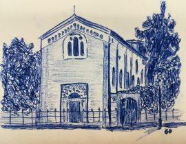 Cappella degli Scrovegni a Padova, Italy