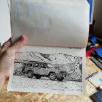 Movies sketchbook