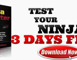 What is Ninja Blaster