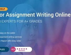 Essay Writing Help at Best Rates