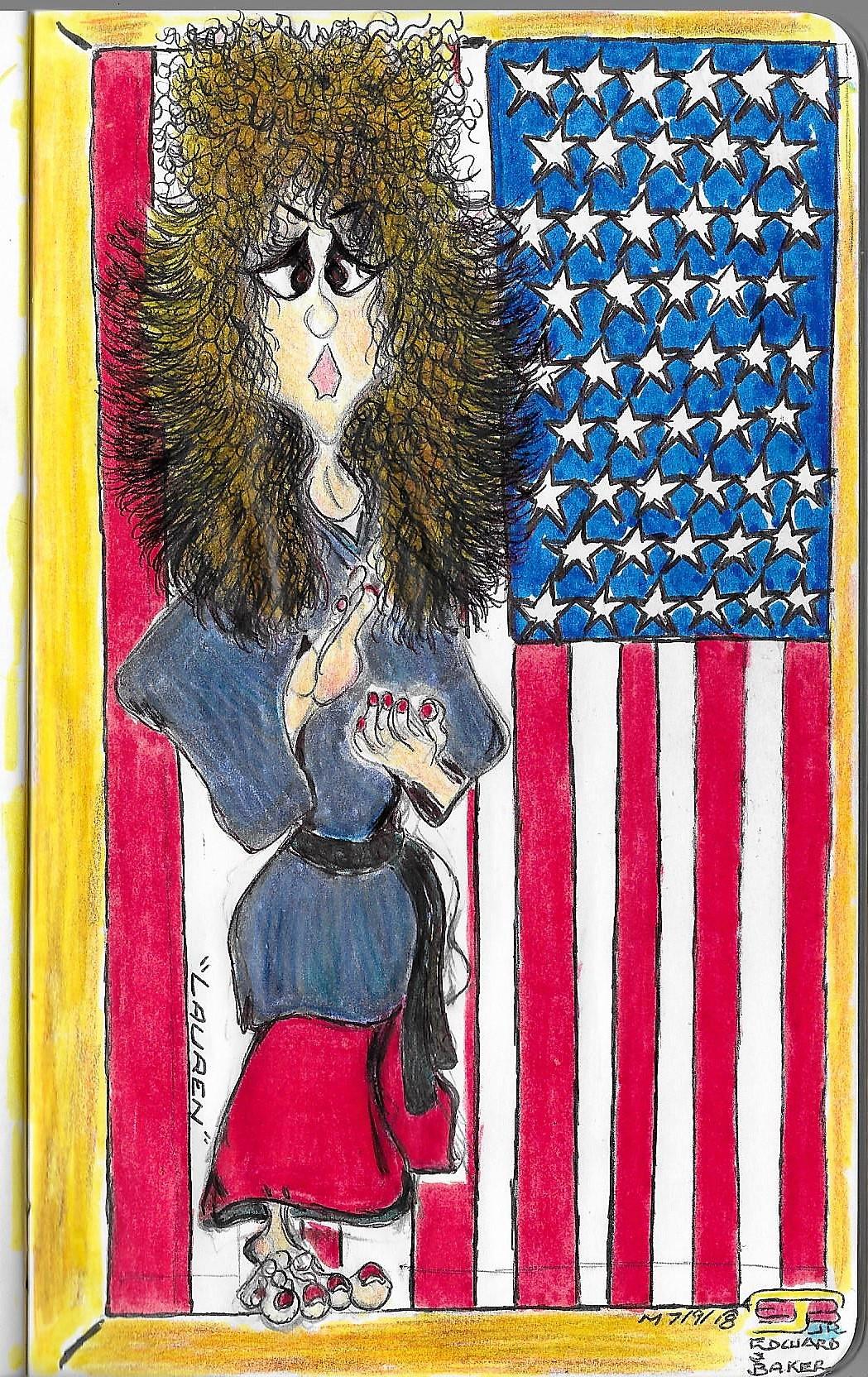 Portrait in the American Eighties