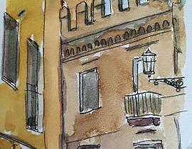 Per le vie di Padova