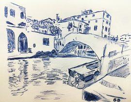Per le calli di Venezia