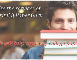 "Essay writer service ""Write My Paper"" – fast, high quality, affordable"