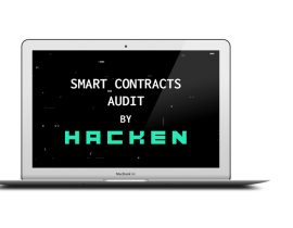 Smart Contracts Audit by Hacken