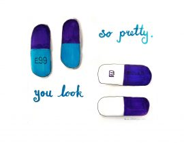 You look so pretty