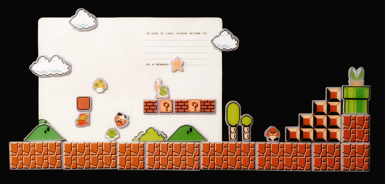 Super Mario Magnets
