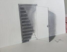 The door effect