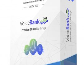 I strongly recommend VoiceRank360