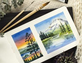Mini Landscape Studies