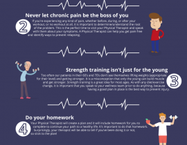 5 Physical therapy tips to keep you healthy