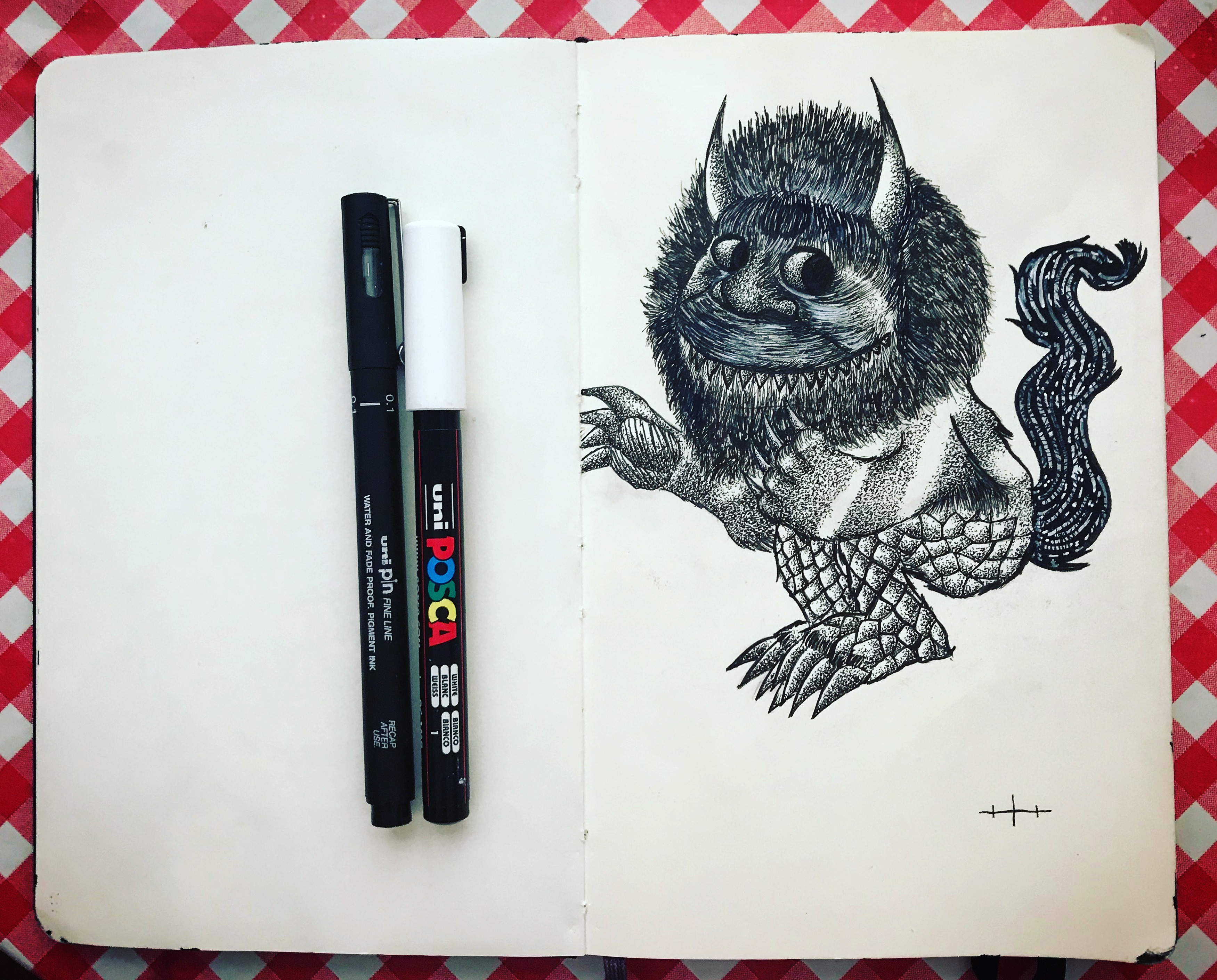 +++ WHERE THE WILD THINGS ARE +++