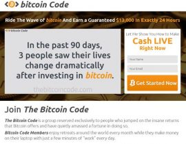 Is Bitcoin Code Scam Or Legit