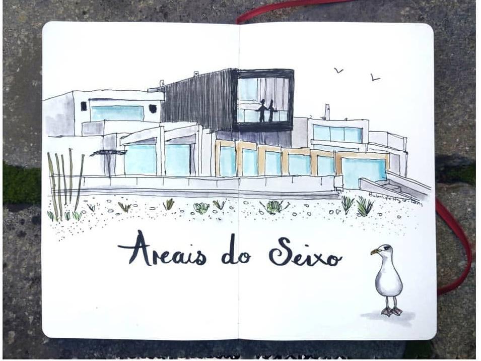 Areias do Sexio eco resort, Portugal