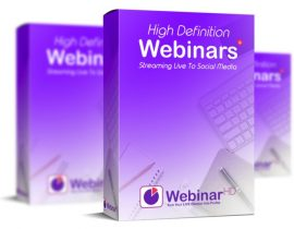 The Easy Solution with WebinarHD