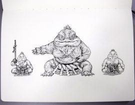 Galapago-sumo 01